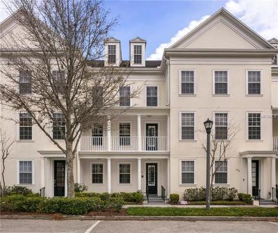 Baldwin Park Townhouse For Sale: 1725 Prospect Avenue #3