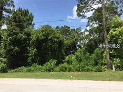 Deltona Residential Lots & Land For Sale: 1811 Amboy Drive
