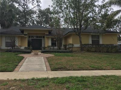 Apopka Single Family Home For Sale: 2316 Orchard Drive