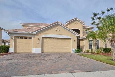 Kissimmee Single Family Home For Sale: 3797 Eagle Isle Circle