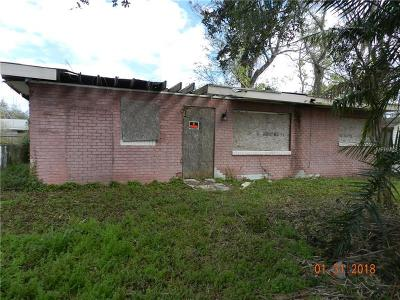 Daytona Beach Single Family Home For Sale: 843 Niles Street