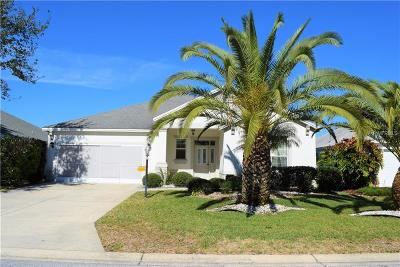 The Villages Single Family Home For Sale: 1703 Sanderling Street