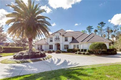 Longwood Single Family Home For Sale: 2249 Alaqua Drive