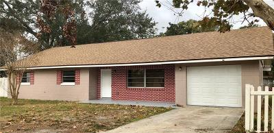 Orlando Single Family Home For Sale: 1501 25th Street