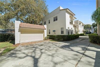 Orlando Condo For Sale: 836 Ellwood Avenue #H
