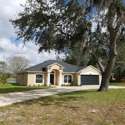 Deltona Single Family Home For Sale: 2001 Montero Circle
