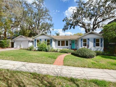 Thornton Park Add Single Family Home For Sale: 27 James Avenue