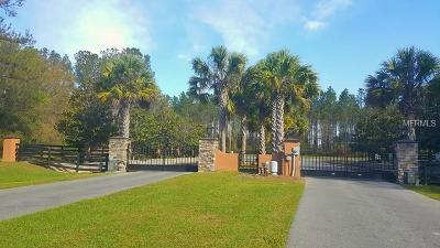 Marion County Residential Lots & Land For Sale: NW 145th Avenue