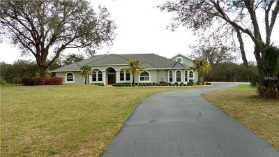 Clermont Single Family Home For Sale: 12732 Sugarbluff Road
