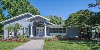 Orlando Single Family Home For Sale: 1699 Lakeside Drive