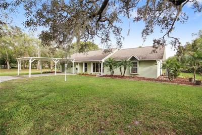 Mount Dora Single Family Home For Sale: 7647 Lake Ola Drive