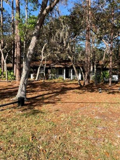 Lake Mary Single Family Home For Sale: 6000 Markham Woods Road