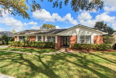 Winter Park Single Family Home For Sale: 2417 Summerfield Road
