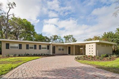 Winter Park Single Family Home For Sale: 2012 Gunn Road