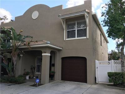 Winter Park Townhouse For Sale: 1744 Indiana Avenue