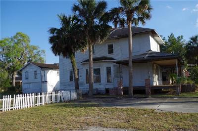 Sanford Single Family Home For Sale: 305 S Park Avenue