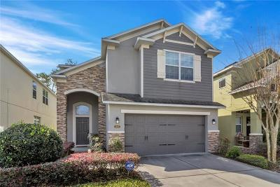 Oviedo Single Family Home For Sale: 2847 Pewter Mist Court