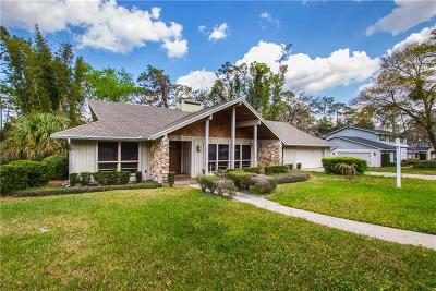 Longwood Single Family Home For Sale