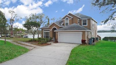 Orlando Single Family Home For Sale: 5505 Turkey Lake Road