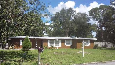 Orlando FL Single Family Home For Sale: $240,000
