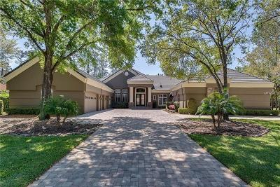 Lake Mary Single Family Home For Sale: 1665 Bridgewater Drive