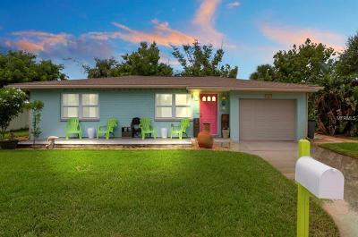 New Smyrna Beach Single Family Home For Sale: 1216 Beacon Street