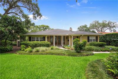 Orlando Single Family Home For Sale: 715 Alba Drive
