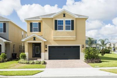 Kissimmee Single Family Home For Sale: 530 Lasso Drive