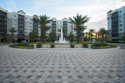 Winter Garden Condo For Sale: 14501 Grove Resort Avenue #1515