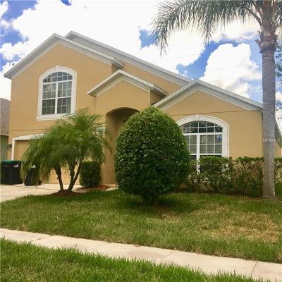 Orlando Single Family Home For Sale: 2129 Victoria Falls Drive