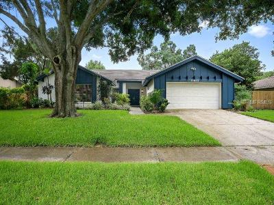 Single Family Home For Sale: 14803 Clarendon Drive