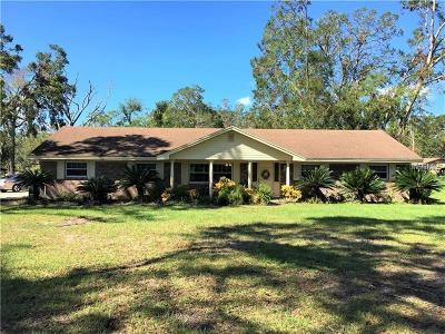 Apopka Single Family Home For Sale: 756 N Wekiwa Springs Road