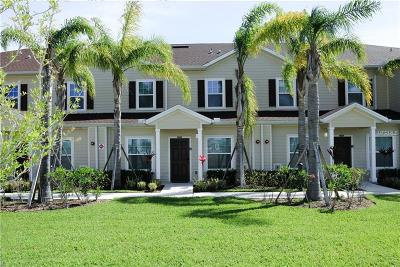 Kissimmee Townhouse For Sale: 3234 Wish Avenue