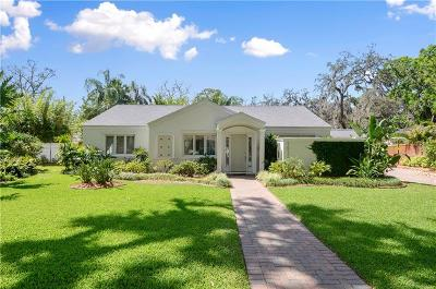 Orlando Single Family Home For Sale: 1612 Hackney Avenue