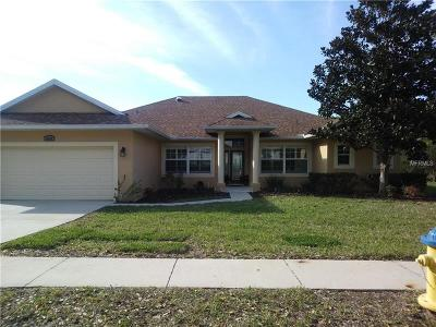 Clermont Single Family Home For Sale: 16517 Spring Park Drive