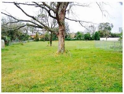 Orlando Residential Lots & Land For Sale: 7450 Curry Ford Road