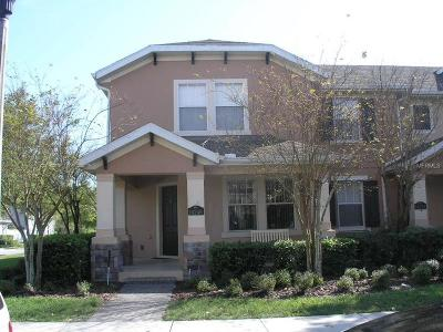 Winter Garden Townhouse For Sale: 14246 Avenue Of The Groves