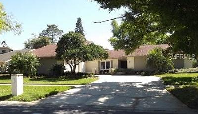 Tampa Single Family Home For Sale: 4314 Carrollwood Village Drive
