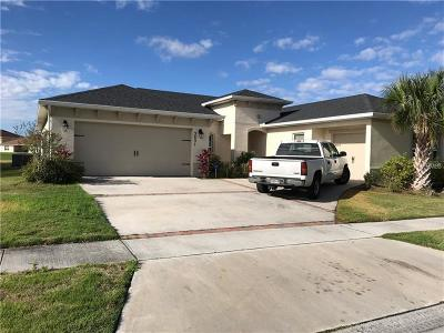 Kissimmee Single Family Home For Sale: 3831 Gulf Shore Circle