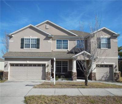 Clermont Single Family Home For Sale: 12835 Fish Lane