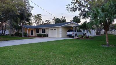 Sarasota County Single Family Home For Sale: 1807 Par Place