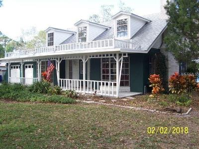 Highlands County Single Family Home For Sale: 1502 Lake Josephine Drive