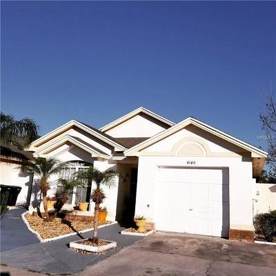 Orlando Single Family Home For Sale: 4140 Tunitas Court