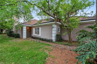 Longwood Single Family Home For Sale: 243 S Shadowbay Boulevard