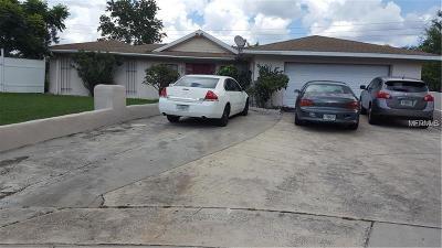 Orlando FL Single Family Home For Sale: $225,000