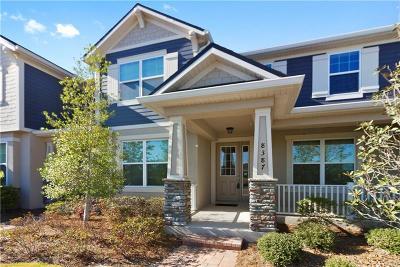 Orange County Townhouse For Sale: 8387 Lovett Avenue