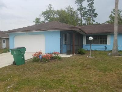 Kissimmee Single Family Home For Sale: 508 Carlsbad Drive