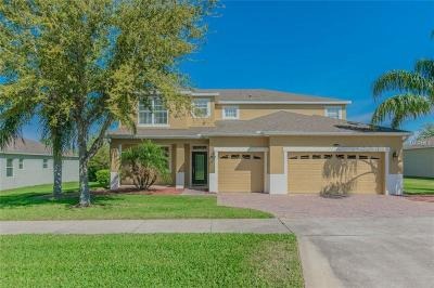 Clermont Single Family Home For Sale: 1090 Harmony Lane