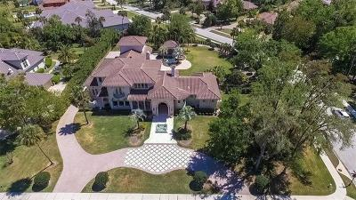 Lake Mary Single Family Home For Sale: 1797 Bridgewater Drive