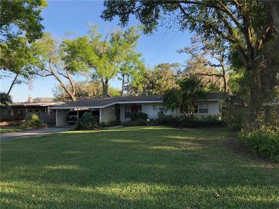 Maitland Single Family Home For Sale: 160 E Faith Terrace
